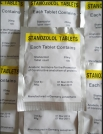 Stanozolol Winstrol Tablets/20mg Made in German